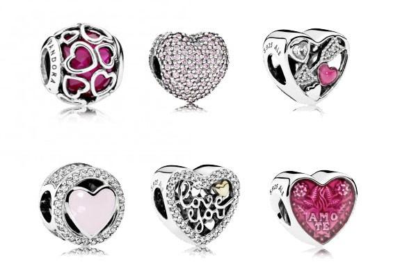 corazones-pandora-charms