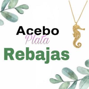 Rebajas Acebo Plata